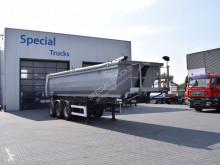 Meiller tipper semi-trailer TR-T 3 Axels