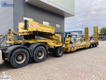 Semitrailer ACTM Lowbed 75000 KG, Dolly, B 2.75, Detachable neck maskinbärare begagnad