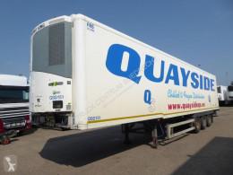 Gray & Adams Thermoking SLX, 250 Hoch, BPW Drum/ Trommel Trennwand semi-trailer used mono temperature refrigerated