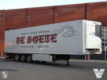 Semi reboque Schmitz Cargobull SCB*S3B - Thermoking SLXe 200 - Vleeshang/Hooks/Rohrbahnen - SAF Axle frigorífico mono temperatura usado