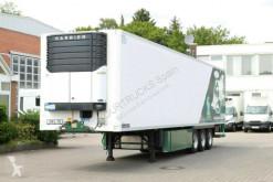 Félpótkocsi Lamberet Carrier Maxima 1300/LBW/FRC/BPW/Alu-Boden használt izoterm