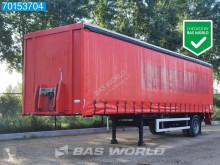 Semitrailer Sommer City-Trailer LBW Lenkachse skjutbara ridåer (flexibla skjutbara sidoväggar) begagnad