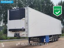Semitrailer Univan Carrier Maxima 1200 NL-Trailer Liftachse Carrier kylskåp mono-temperatur begagnad
