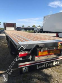 Semirremolque caja abierta transportador de hierro Lecitrailer