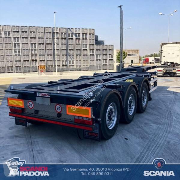 View images Zorzi 38S136EV semi-trailer