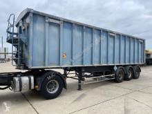 Benalu 54m³ ALU TIPPER / ALU CHASSIS - STEEL SPRING / SUSP LAMES / BLATT / BALLIESTAS / MOLES - ESSIEUX SMB semi-trailer used tipper