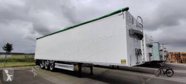 Semi reboque Kraker trailers piso móvel novo