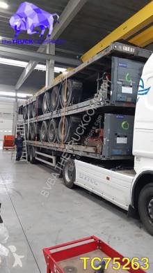 Semirremolque caja abierta Schmitz Cargobull Flatbed
