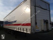 Trailer Schmitz Cargobull SCS Coilwanne Edscha tweedehands met huifzeil