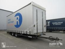 Semirremolque lonas deslizantes (PLFD) transporte de bebidas Schmitz Cargobull Zentralachsanhänger Curtainsider Standard Getränke