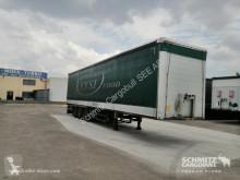 Semi remorque Schmitz Cargobull Curtainsider dropside rideaux coulissants (plsc) occasion