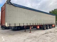 Semitrailer Montenegro SPC-3S skjutbara ridåer (flexibla skjutbara sidoväggar) begagnad