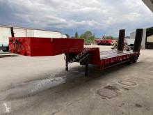 Naczepa Castera Semi Reboque do transportu sprzętów ciężkich używana