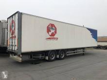 Naczepa Fruehauf furgon używana