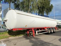 Yarı römork Robine Gas 51054 Liter, gastank,Propane, LPG / GPL Gaz 25 Bar tank ikinci el araç