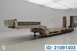 Naczepa Faymonville Low bed trailer do transportu sprzętów ciężkich używana