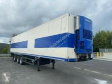 Lamberet refrigerated semi-trailer Kühlkoffer Frigoblock Rolltor Lift-und Lenkachse