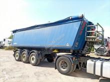 Semi remorque benne Schmitz Cargobull SKI24 Stahl / Alu Mulde 30m³ Schlammdicht