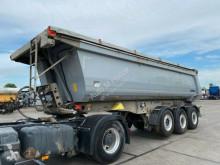 Semirremolque volquete Schmitz Cargobull SKI24 Stahl Mulde 25m³ Luft/Lift