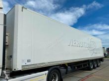 Semirimorchio furgone Schmitz Cargobull SKO 27 Koffer 3 Achser Portaltüren