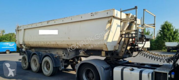 Trailer Schmitz Cargobull SKI 24 Stahlmulde tweedehands kipper