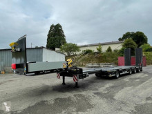 Naczepa Faymonville 1+3 extensible + élargissable hydro do transportu sprzętów ciężkich nowe