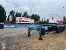 Semitrailer Asca Non spécifié containertransport begagnad