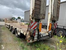 Naczepa Faymonville Non spécifié do transportu sprzętów ciężkich używana