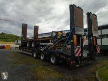 Semitrailer maskinbärare Invepe