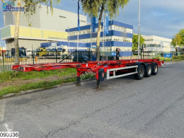 Asca container semi-trailer Chassis 10 20 30 40 45 FT, loading floor is adjustable