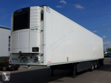 Semitrailer kylskåp Schmitz Cargobull SKO 24/L*Vector 1950*Blumenbreit*Doppelstock*