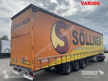 Návěs Schmitz Cargobull Varios Semitrailer Curtainsider posuvné závěsy použitý