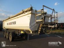 Semirremolque volquete Schmitz Cargobull Kipper Stahlrundmulde 24m³