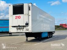 Semitrailer Schmitz Cargobull Tiefkühler Standard Doppelstock isoterm begagnad