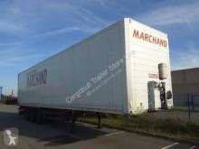 Semirremolque furgón Schmitz Cargobull Semitrailer Dryfreight Standard