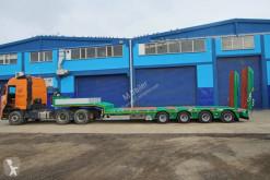 Semiremorca Yalcin 4 LBUZ transport utilaje noua