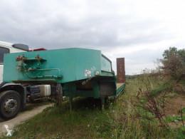 Kaiser heavy equipment transport semi-trailer S3802F