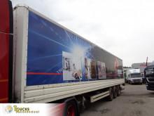 Semirremolque furgón Van Hool 3B0072 + + Dhollandia Lift