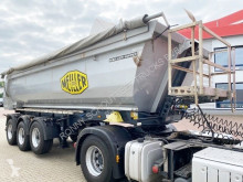 Meiller tipper semi-trailer MHPS 12/27 NOSS2 MHPS 12/27 NOSS2, Stahlmulde ca. 24m³, Liftachse