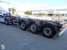 Yarı römork Kässbohrer SGH.AVMH konteyner taşıyıcı yeni