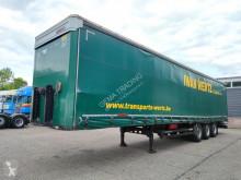 Kögel tautliner semi-trailer S24-1 - SAF assen - Schijfremmen (O715)