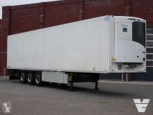 Semirimorchio frigo monotemperatura Schmitz Cargobull Frigo Trialer Vleeshang / Hooks / Rohrbahnen, ThermoKing SLX300e