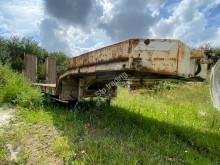Castera heavy equipment transport semi-trailer