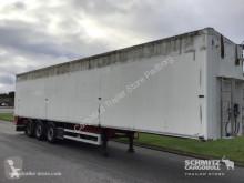 Návěs pohyblivé dno Schmitz Cargobull Schubboden Standard Außenschwenktür links