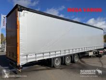 Semi remorque Schmitz Cargobull Varios Semitrailer Curtainsider rideaux coulissants (plsc) occasion