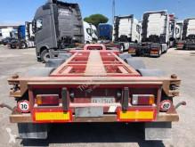 Semitrailer Broshuis containertransport begagnad