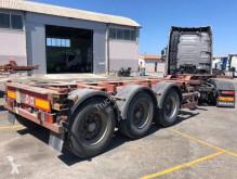 Semitrailer OMT containertransport begagnad