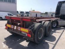 Acerbi container semi-trailer