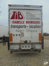Semirremolque furgón Trouillet