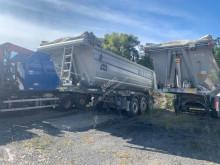 Menci 700 semi-trailer used construction dump